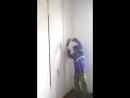 штробление стены Николай