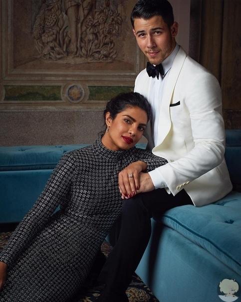 Приянка Чопра и Ник Джонас поженятся в декабре этого года в Индии