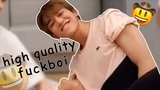Lucas being prime quality f u c k b o i material
