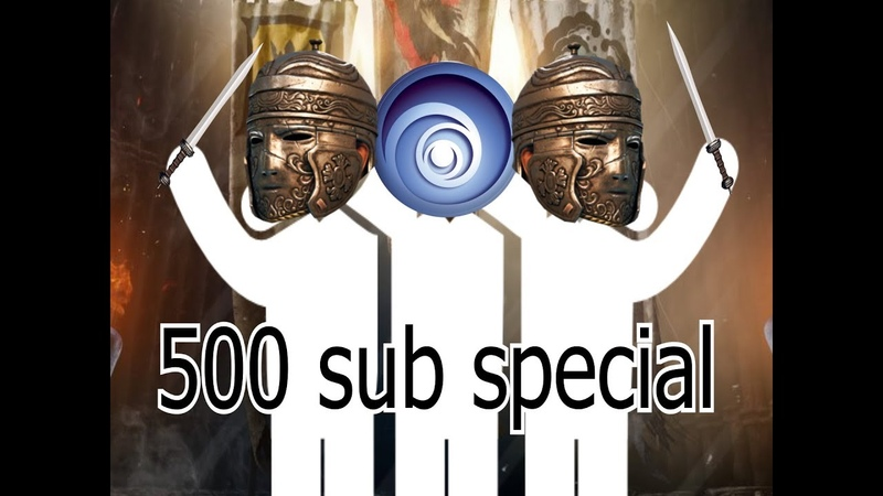 For Honor contributor edition