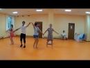 Мастер - класс по народным танцам