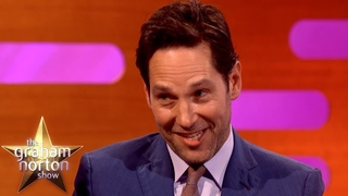 Paul Rudd Comments On Ant-Man vs Thanos Fan Theory In New Avengers Film | The Graham Norton Show
