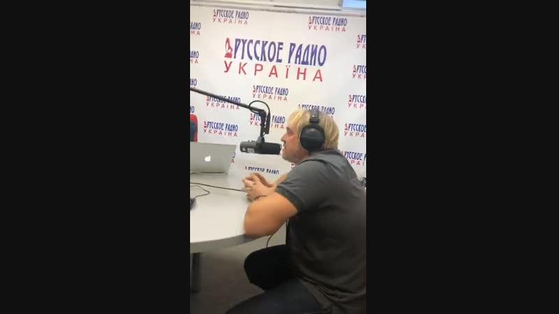 Михайло Грицкан на Руском радіо