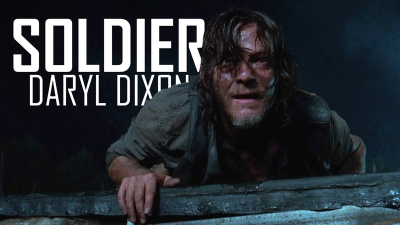 Daryl Dixon Tribute Soldier TWD