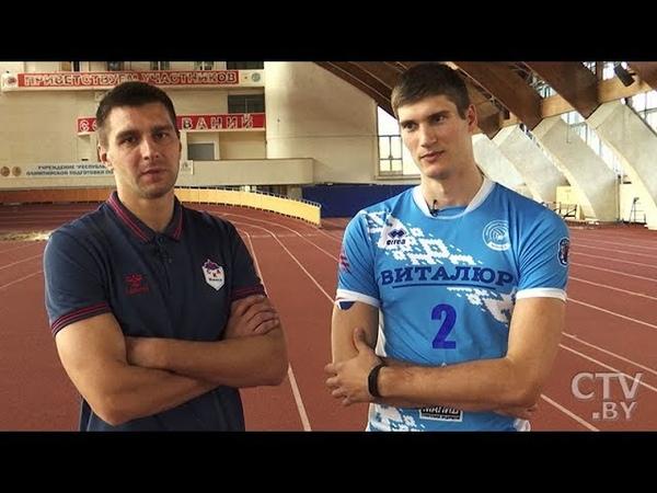 Кто круче – волейболист или гандболист? Краш-тест программы «Неделя спорта»