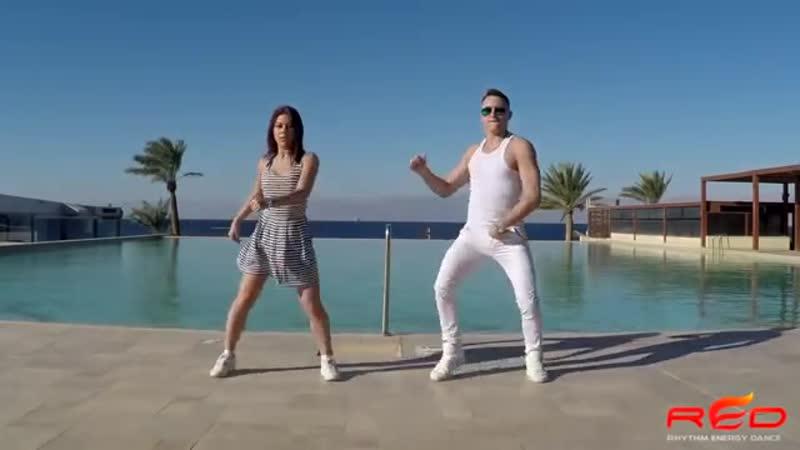 Ricky Martin - Vente Pa Ca ft. Maluma _ Zumba Fitness