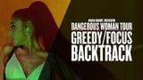 Ariana Grande - GreedyFocus Instrumental w Backing Vocals (DWT Orchestral Version)