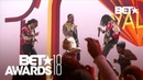 Migos Performs Walk It Talk It And Stir Fry ! Did They Stir Up The Night? | BET Awards 2018