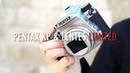 Cámara Pentax KP objetivos serie Limited 21mm f3 2 35 f 2 8 Macro y 70 f2 4 David López