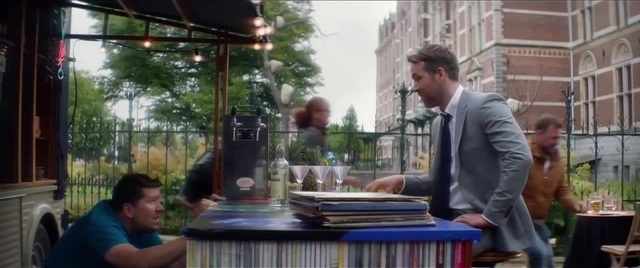 The Hitman's Bodyguard: brief contents in 10 second