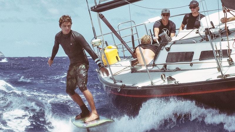 Hurley Presents Waterman Things ft. Kai Lenny John John Florence