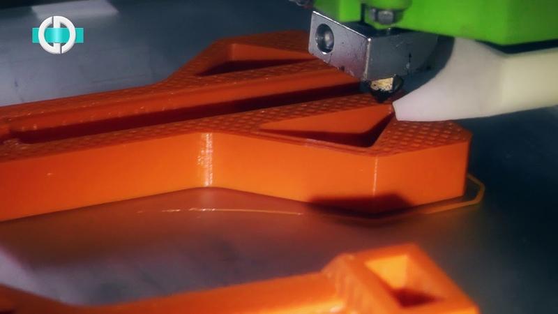 PLA FDplast. Печать без проблем на Anet a8