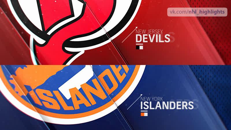 New Jersey Devils vs New York Islanders Jan 17, 2019 HIGHLIGHTS HD