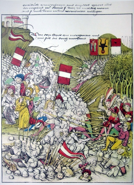 Битва при Моргартене