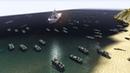 Marine Naval Forces BEACH LANDING Under Fire | Cold War Mod | Men of War: Assault Squad 2 Gameplay
