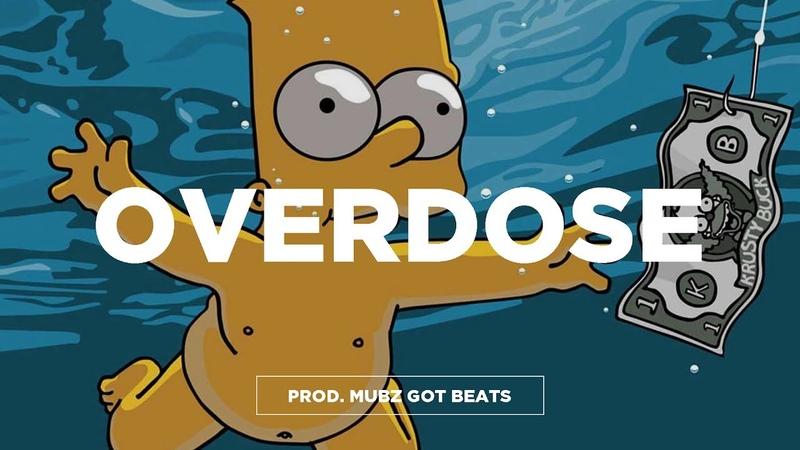 FREE Drake Feat Young Thug x Fetty Wap Type Beat - Overdose | Wavey Trap Type Beat Instrumental