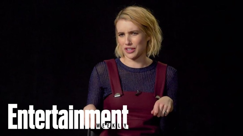 Emma Roberts Is Fresh Out Of Law School In 'Who We Are Now' | Entertainment Weekly