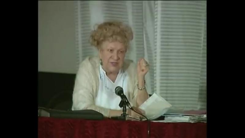 Червонская Г. П. Прививки - мифы и реальность - 11.12.2011г