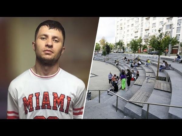 Видео допроса предполагаемого серийного отравителя задержанного в Москве