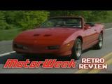 Retro Review 1991 Pontiac Trans Am Convertible
