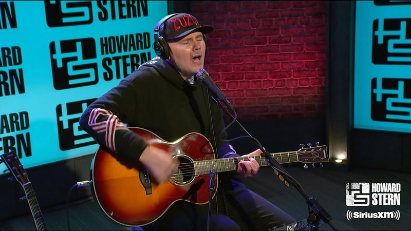 Billy Corgan - 1979 (Live From The Howard Stern Show)