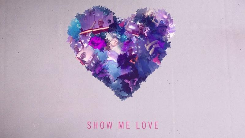 Above Beyond vs Armin van Buuren - Show Me Love (Official Music Video)