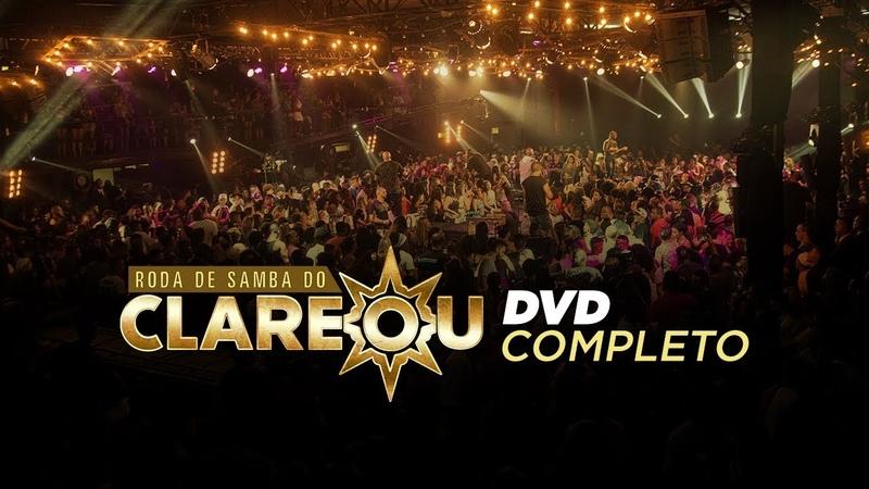 DVD | Roda de Samba do Clareou (Show Completo)