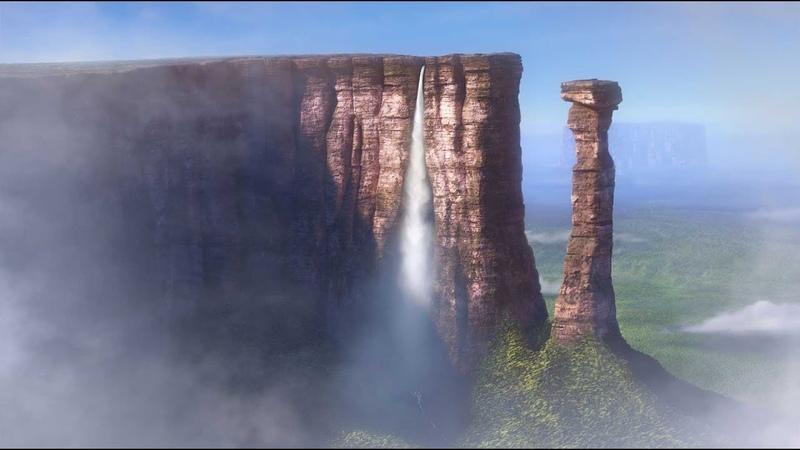 Водопады создают Рептилоиды