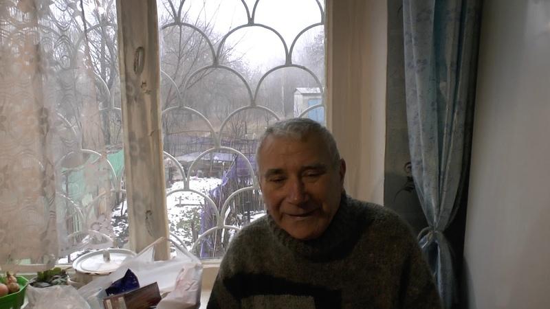 Помощь жительницы Санкт Петербурга одиноким пожилым людям