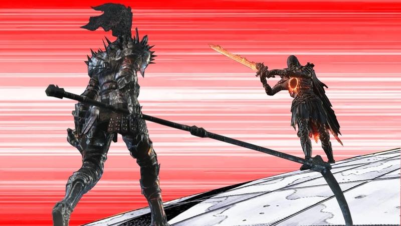 If Dark Souls Was Anime 3