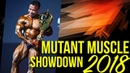 Mutant Muscle Showdown 2018, Manila, Philippines