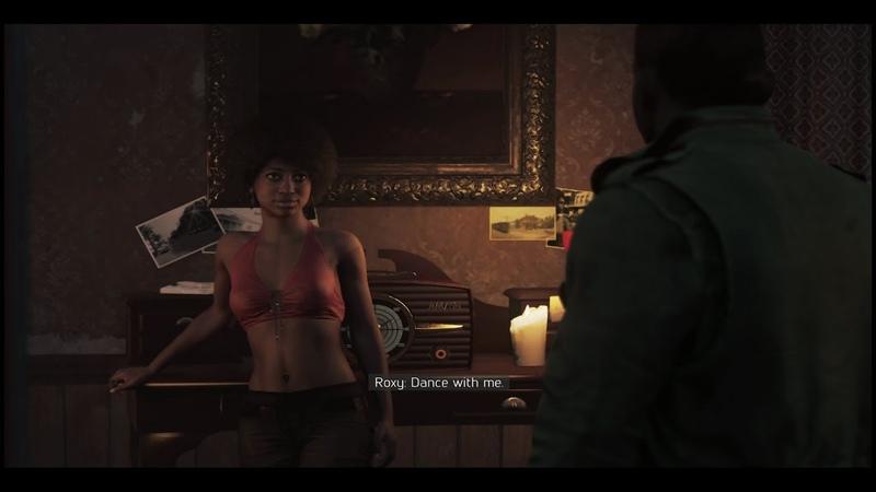 Mafia 3 - Roxy Laveau (Love Scene)
