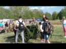 Реконструкция Древняя пушка