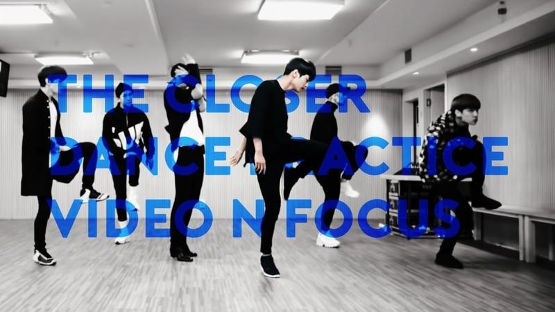 빅스(VIXX) 'The Closer' Dance Practice Video N Focus (더클로저 안무연습영상 엔)