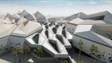Zaha Hadid Architects' King Abdullah Petroleum Studies and Research Center