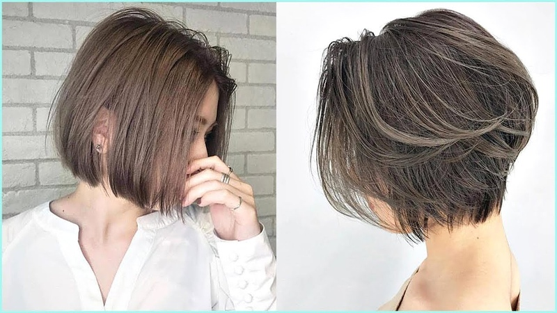 14 Amazing Short Haircut for Women 😍Professional Haircut compilation 47