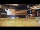 Упражнение на развитие ловкости от Дмитрия Яшанькина