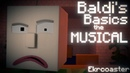 BALDI'S BASICS the MUSICAL | Minecraft Animation [Song by Random Encounters]