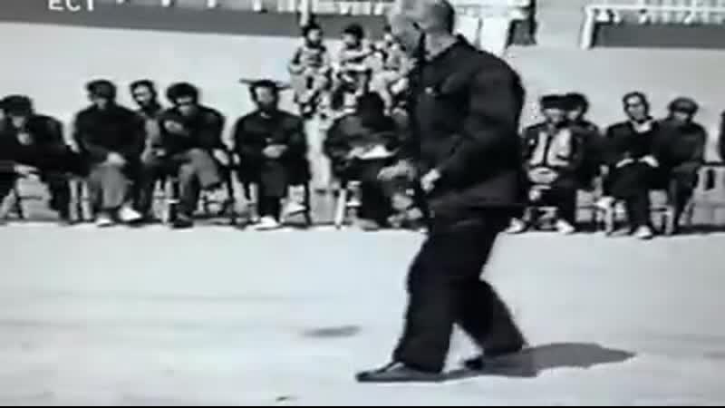 Мастер Синъи цюань направления Сун Чжао Юн чан 趙永昌