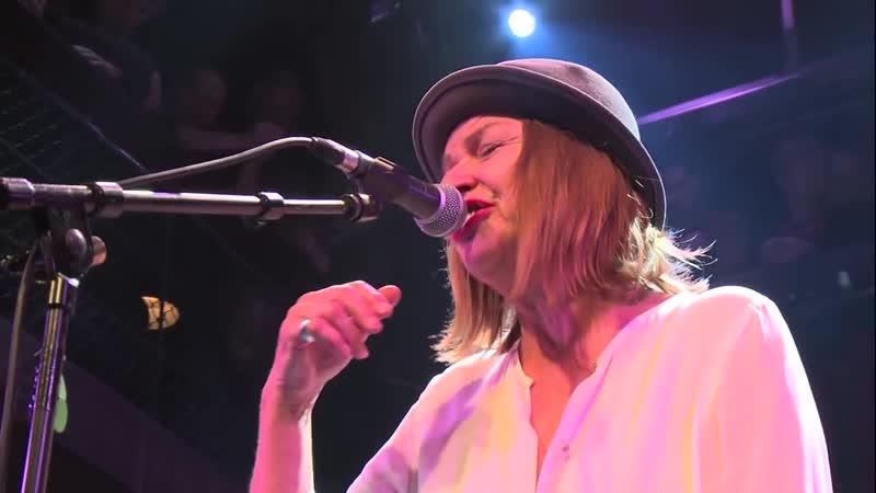 INGA RUMPF - LOVE HURTS - LIVE IN DER FABRIK 2004