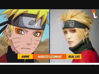 Косплей аниме наруто   naruto cosplay