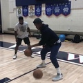 Ballislife on Instagram This is what Jimmy Butler was doing at 5 in the morning.(Via @chrisjohnsonhoops)