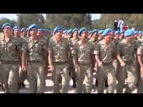 Ey Şanlı Ordu, Ey Şanlı Asker (Türk Silahlı Kuvvetleri)