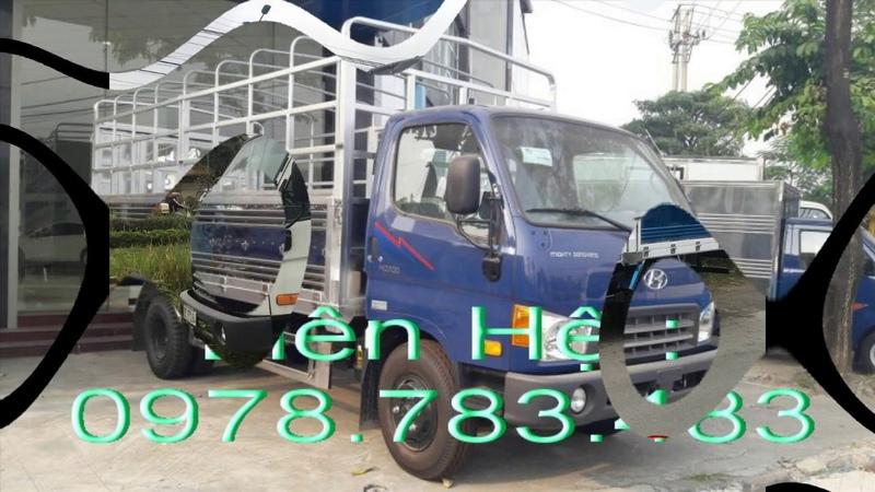 Hải Dương , Hưng Yên , LẠng Sơn | Hyundai Đồng Vàng HD700 Nâng Tải | Tại Hà Nội , Hà Nam , Thanh Hóa