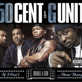50 Cent альбом If I Can't/Poppin' Them Thangs