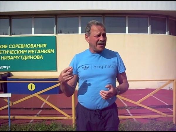 Мастер-класс: спринт. Урок 3. Памяти Юрия Исааковича Мурованного.