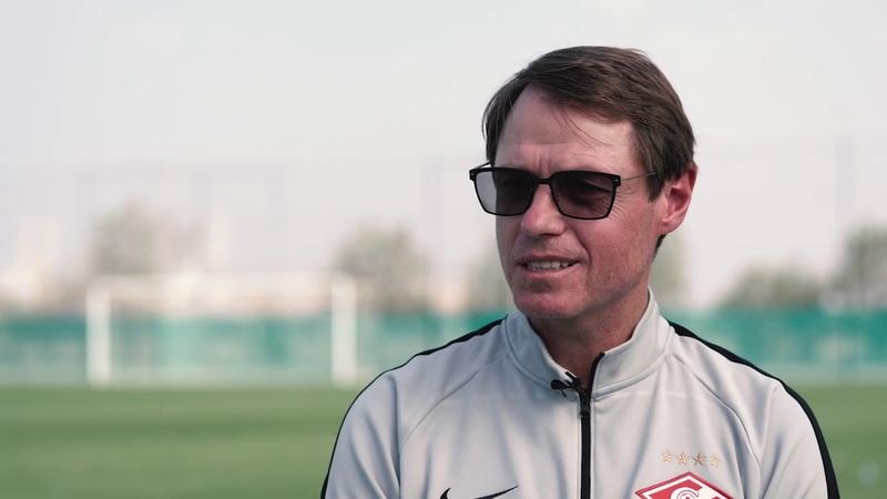 Олег Кононов: «Игроки уже понимают, что я от них хочу»