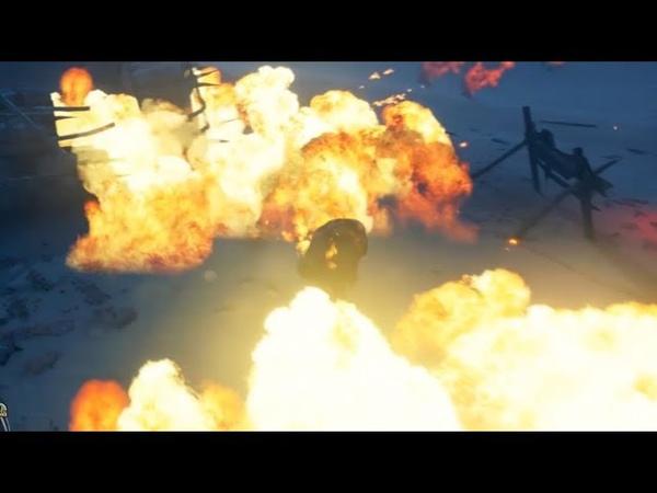 Прохождение Mad Max 009 - разведчики, сгорел заживо