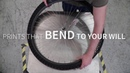 World-First 3D Printed Airless Bicycle Tire