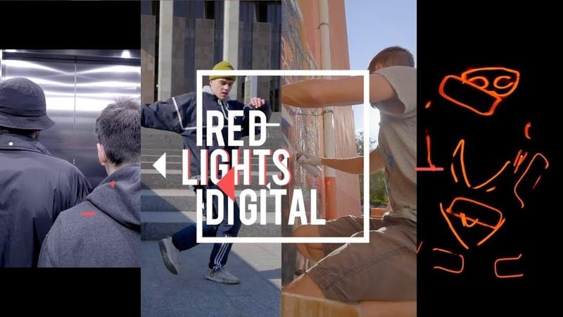 Short showreel | Hip-Hop vibes | By Red lights Digital